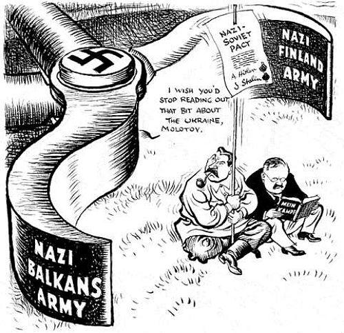 «Українське питання» напередодні Другої світової війни