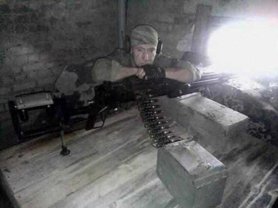 Боец Яроша стал первым погибшим в зоне АТО с начала «школьного» перемирия