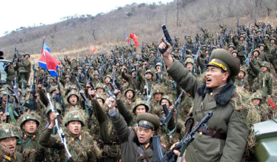 США обещают уничтожить КНДР в случае необходимости