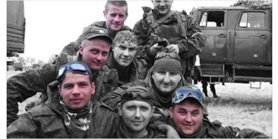 Знайте в лицо: волонтеры вычислили 25 морпехов Путина, воевавших на Донбассе