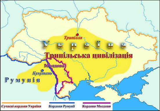 Трипільці – генетичні предки українців