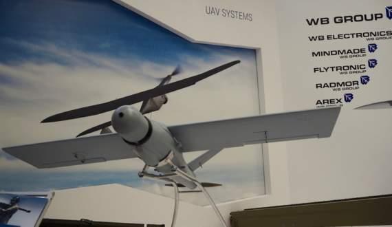 Украина покупает боевые дроны