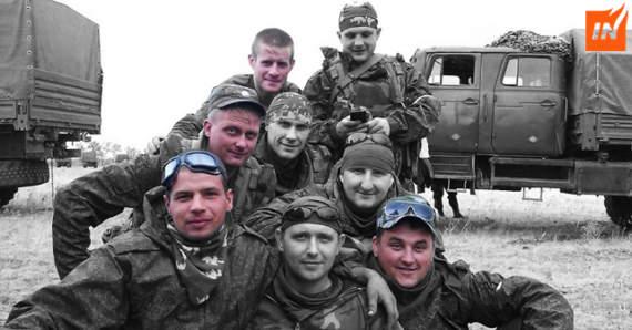 Опознаны североморцы, воевавшие на Донбассе