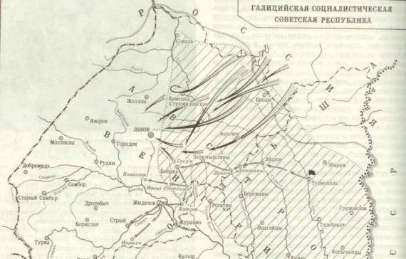 Перші «совєти» в Галичині: коли і хто такі?
