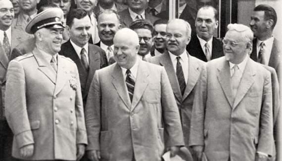 Заговор Жукова против Хрущева