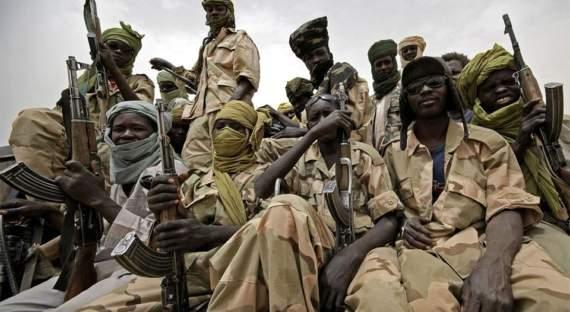 Дарфурская резня