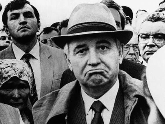 Крымнаш планировал еще Горбачев