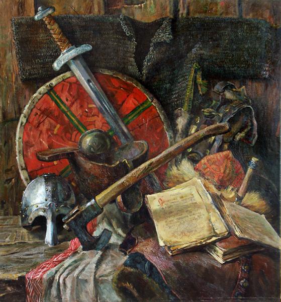 Імена перших князів Київської Русі (етимологія)