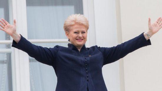 """""""Жить надо так, чтобы перед твоим выступлением в ООН из зала срочно выбегали путинские дипломаты"""", — украинцы восхищены выступлением президента Литвы Грибаускайте"""