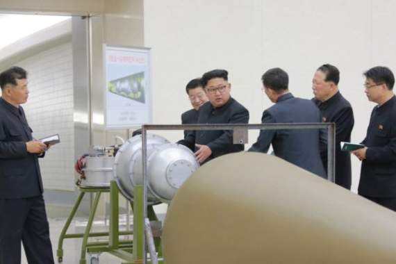 Пхеньян тайно перемещает баллистическую ракету к западному побережью, — СМИ