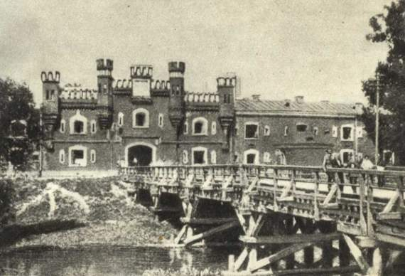 Забытый советско-фашистский штурм Брестской крепости в 1939 г.