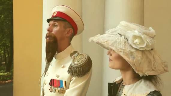 Алексей Панин поиздевался над Николаем II и Поклонской