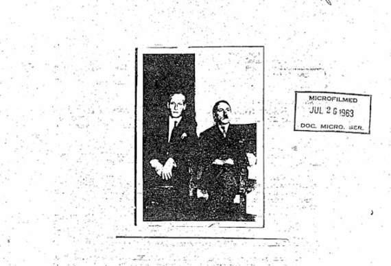 В рассекреченных документах ЦРУ нашлись данные о выжившем Гитлере: появилось фото
