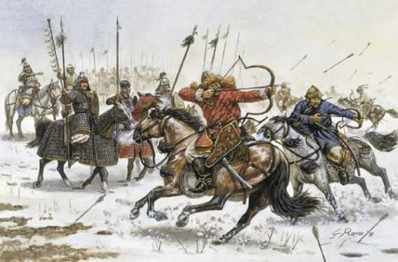 Монгольский лук: почему монголам не было равных в бою
