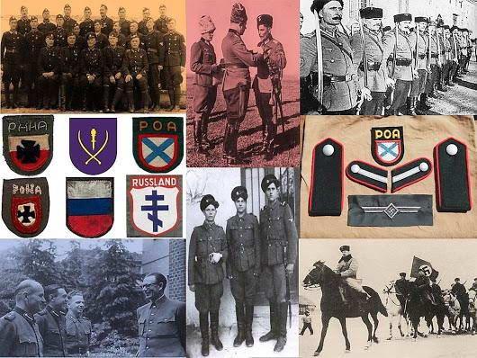 Сколько русских дедов воевало за Гитлера? Помни Русский и гордись.