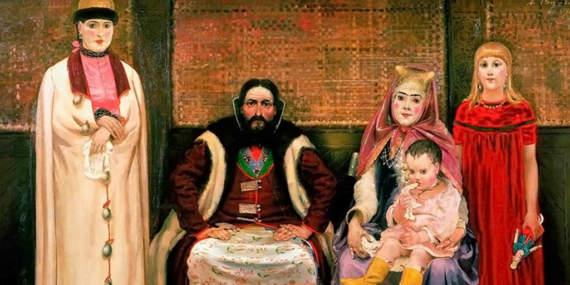 Средневековая Московия глазами иностранца: Пьянство, блуд и рабство