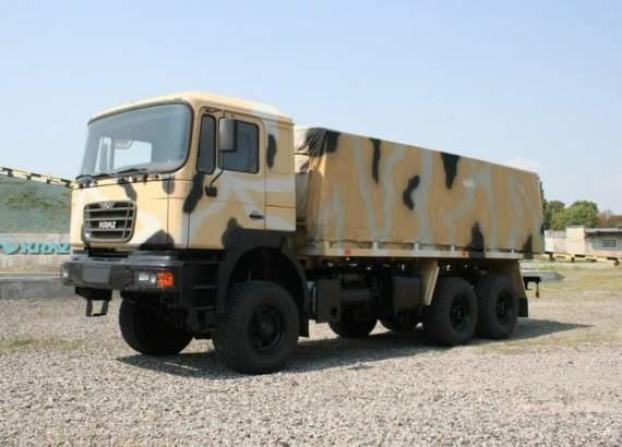 Український арсенал: КрАЗ-В12.2МЕХ