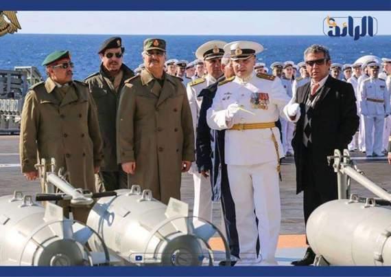 «Сирійський сценарій» для Лівії та вибори 2018 року в Росії