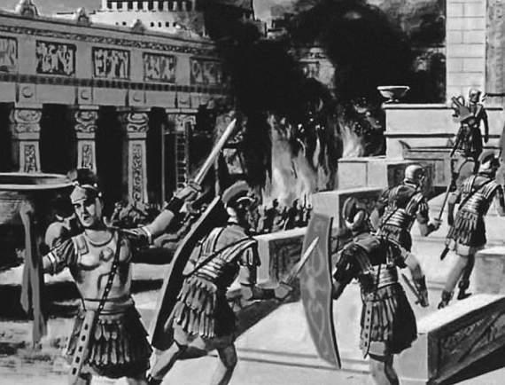 В РИМСЬКІЙ ІМПЕРІЇ НЕ СМІЯЛИСЯ З ЮДЕЇВ – І ОСЬ ЧОМУ