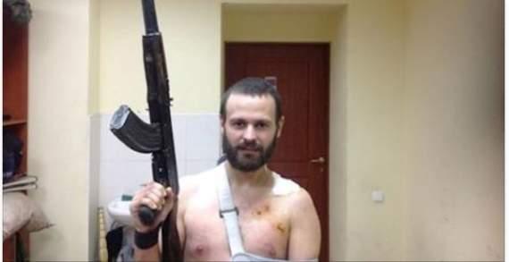 """По кличке """"Солнце"""": подельник Моторолы стал """"грузом 200"""" в Сирии"""