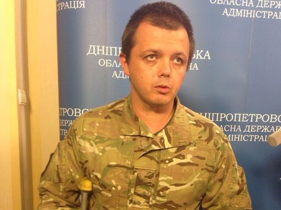 Боец батальона Донбасс про Семенченко: когда начался бой, он убежал, а мы остались и отразили удар