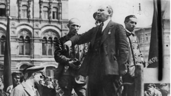Могла ли британская разведка остановить революцию в России?