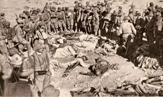 Итало-турецкая война 1911-1912 гг.