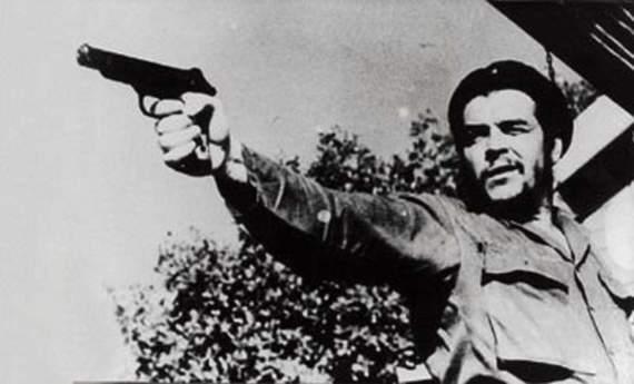 Ікона чужого стилю. Чому Че Гевара це герой рівня Гітлера та Сталіна