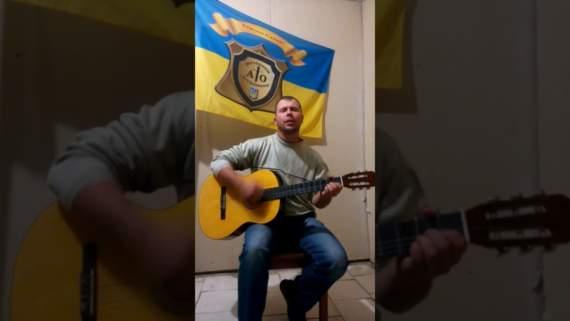 Видео поздравления из АТО с Днем защитника Украины. Смотреть до конца!