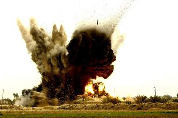 «Большой бадабум» — 8самых мощных неядерных бомб