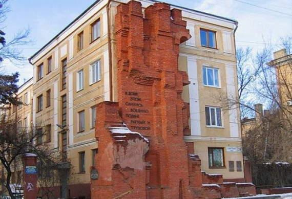 Развенчание советского мифа про «Дом Павлова» в Сталинграде