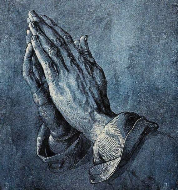 Дюрер — «Руки»