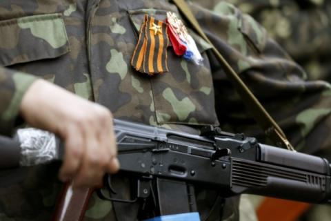 Русские оккупанты-артиллеристы сдают экзамены, стреляя по жителям Донбасса