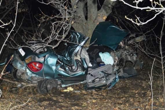«Чорна» автотраса Н-11: у ДТП загинули 4 дитини