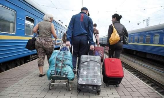 Всего 1% переселенцев планируют вернуться на Донбасс в скором времени