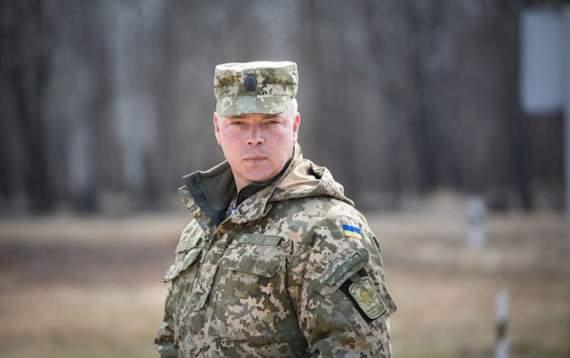 Герой Украины: силы АТО возглавил легендарный командир