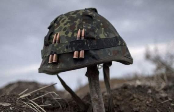 Бойові втрати на Донбасі (жовтень 2017 року)