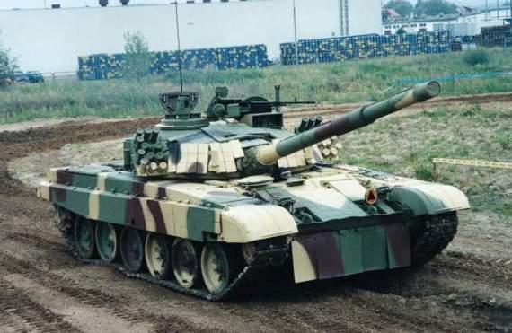 «Спецтехноэкспорт» выиграл тендер в Польше на поставки комплектующих для Т-72