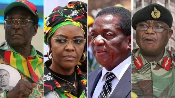 Криза у Зімбабве: ключові дійові особи і факти
