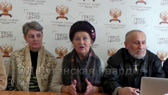 Эпичное видео из ЛНР: «Мы прям обожаем его и будем прямо кланяться ему в ноги!»