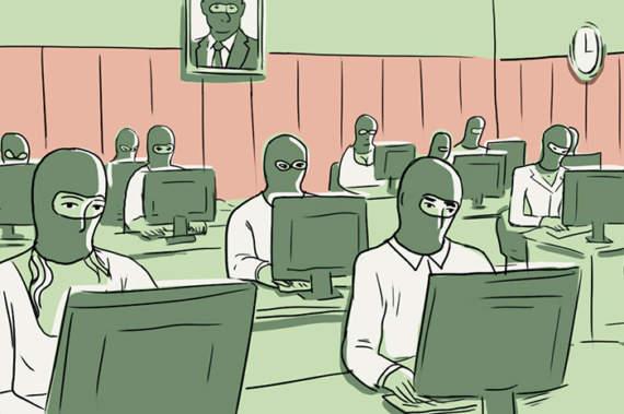 """Сотрудник кремлевской """"фабрики троллей"""" рассказал, как выдумывал фейки про Украину"""