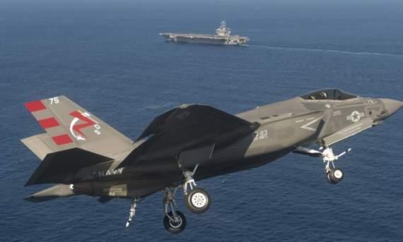 Росіяни перехопили літак США над Чорним морем – Пентагон