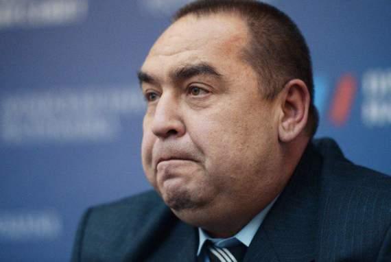 В «ЛНР» назревает вооруженное противостояние:  КОРНЕТ vs ПЛОТНИЦКИЙ?