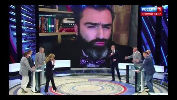 Питер Залмаев: Как я Путина троллил