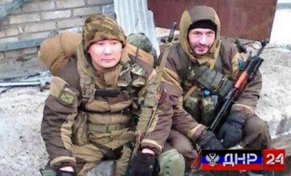 Новости из зоны: В ОРДО прибыло специфическое подкрепление из России