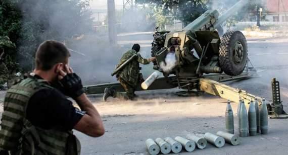 Боевики Захарченка сорвали рождественское перемирие