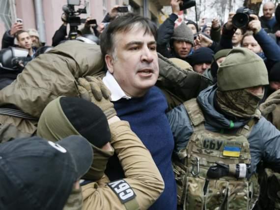 Неудавшийся арест Саакашвили — что это было?