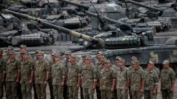 Трохи про майбутній бюджет Збройних Сил.