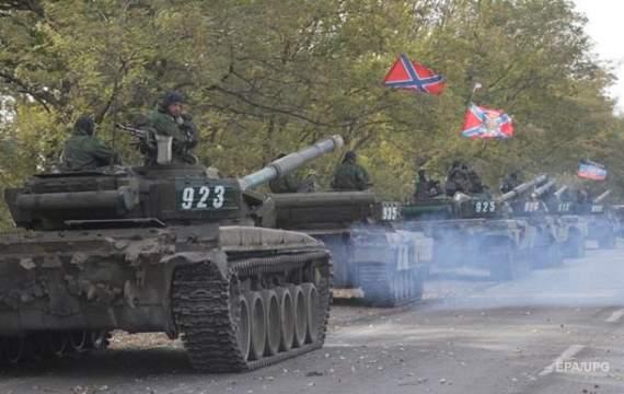 Сводка ИС: российские оккупационные войска на Донбассе готовятся к «новогодней» эскалации