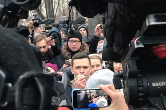 """""""Путин – вор"""": Москву накрыл массовый протест"""